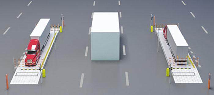 成都电子汽车衡无人值守称重系统,无人值守称重