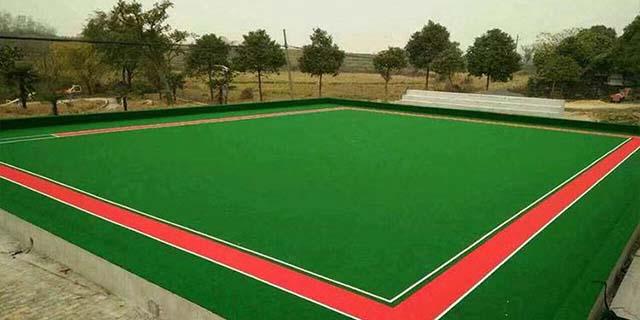 海南门球场人工草坪优选企业 湖北帝冠体育设施供应