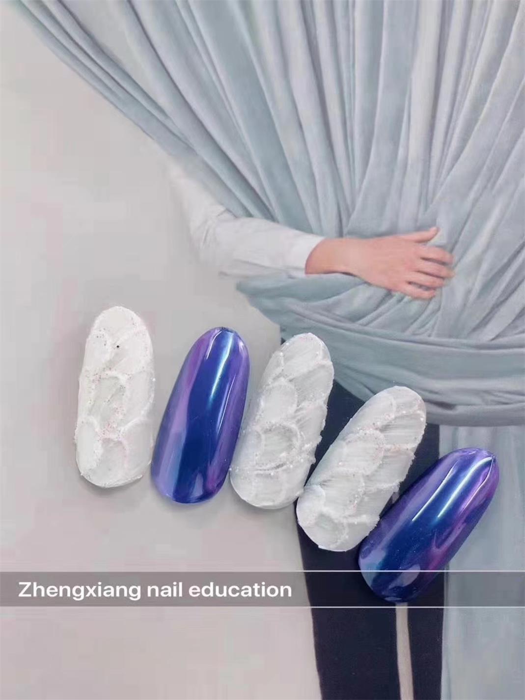 青海省西宁市小清新美甲效果怎么样 欢迎咨询 青海郑响文化传播供应