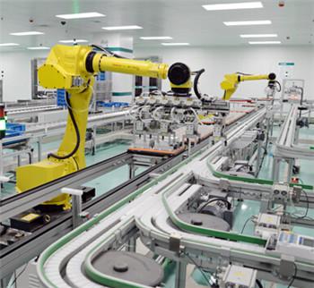 无锡非标定制码垛机器人厂家,码垛机器人