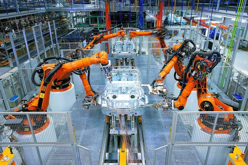 湖南全自动码垛机器人系统,码垛机器人