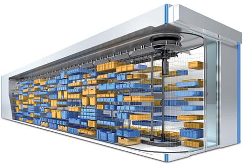 哈尔滨工厂水平货柜系统 服务至上「苏州华之恒智能科技供应」