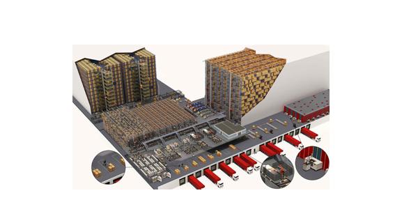 济南顶层设计智能仓储方案,智能仓储