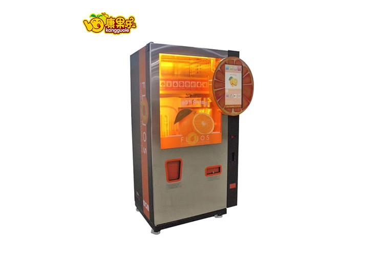 上海优质鲜榨果汁自动售卖机售后,鲜榨果汁自动售卖机