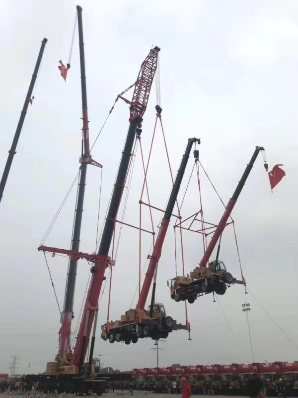 蚌埠35吨吊车公司,吊车