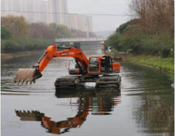 曲靖清淤机械设备,清淤