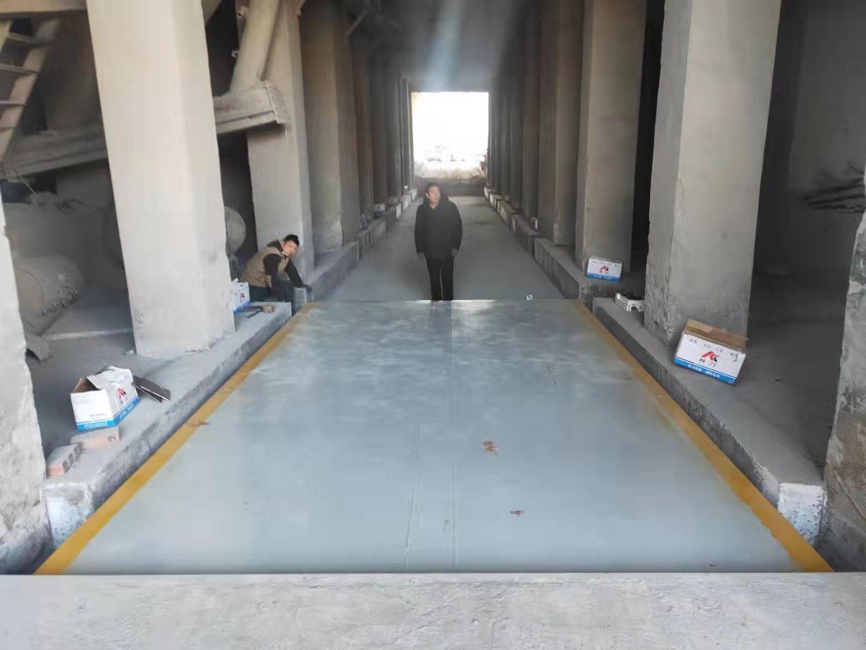 河南电子地磅生产厂家 河南东鑫衡器设备供应