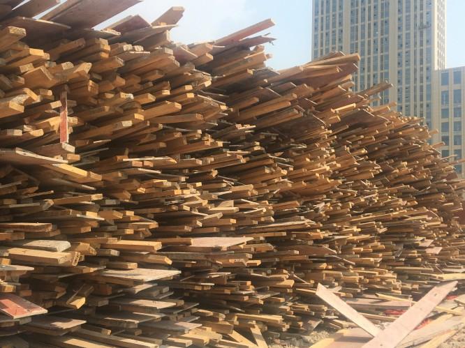 湖州正规废旧木材价格 服务至上 合肥戎淼建材供应