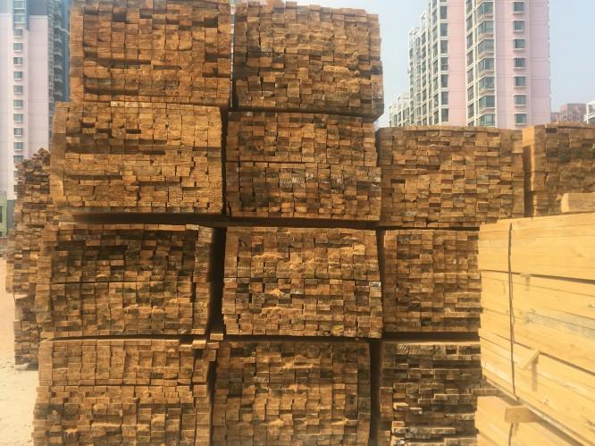 温州建筑二手木板市场,二手木板
