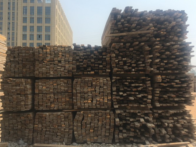 宿州正规二手方木厂家,二手方木