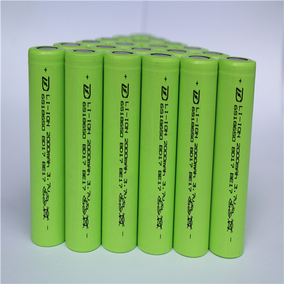 山东直销18650锂电池厂家报价,18650锂电池
