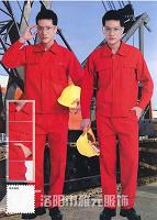 瀍河回族区专用工服生产基地 和谐共赢「洛阳市雅元服饰供应」
