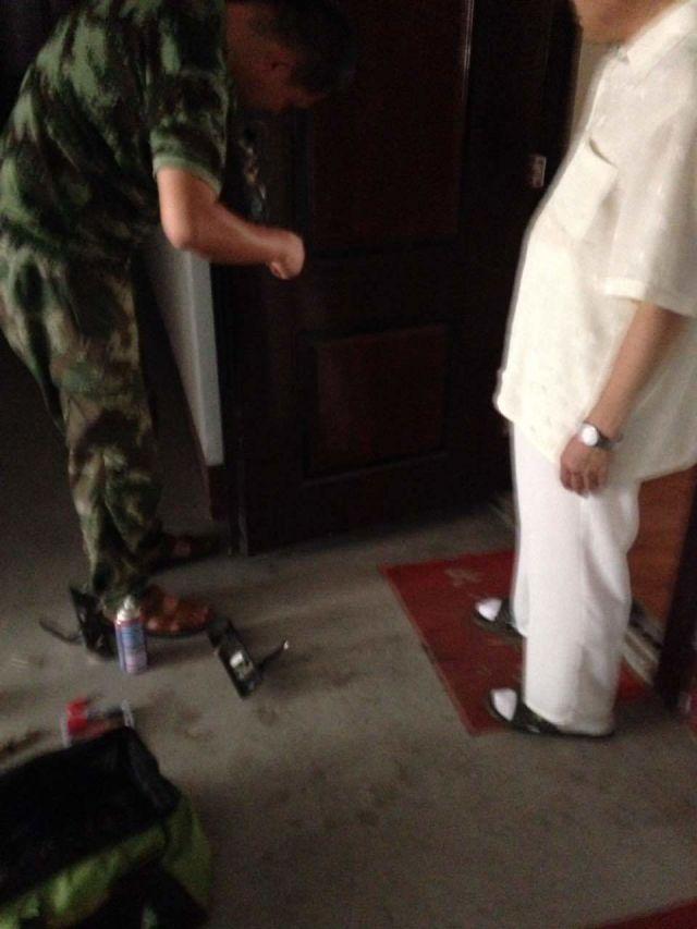 泰安道朗小金库换锁 泰安市泰山区老兵锁具维修供应