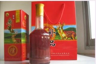 大兴安岭鹿茸血酒多少钱,鹿茸血酒