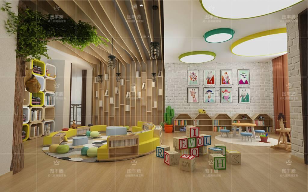 滨州官方幼儿空间设计来电咨询,幼儿空间设计
