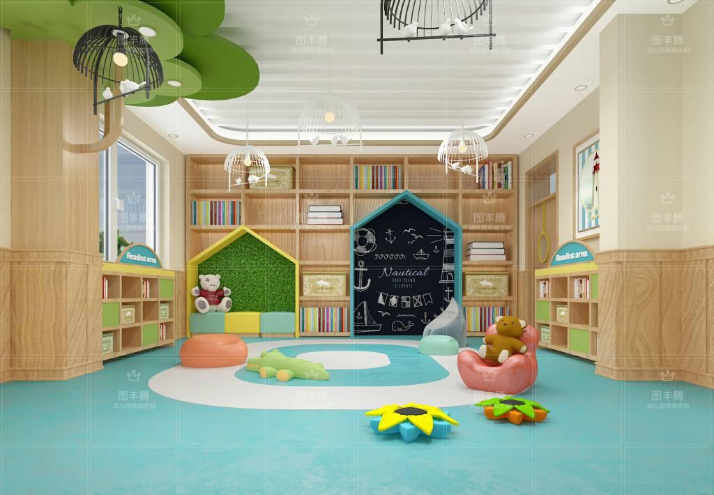 濱州優質專業幼兒園室內外裝修推薦廠家 客戶至上「臨沂圖豐騰裝飾