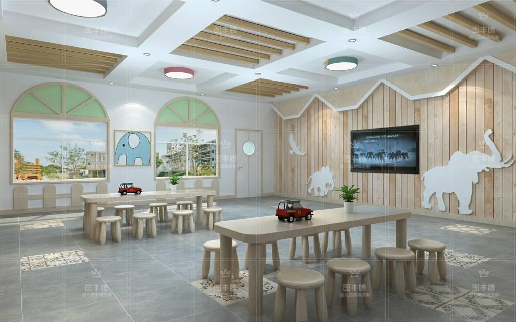 聊城正規專業幼兒園室內外裝修價格合理,專業幼兒園室內外裝修