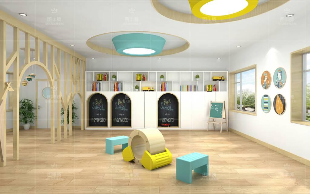 威海優質專業幼兒園室內外裝修給您好的建議 誠信為本
