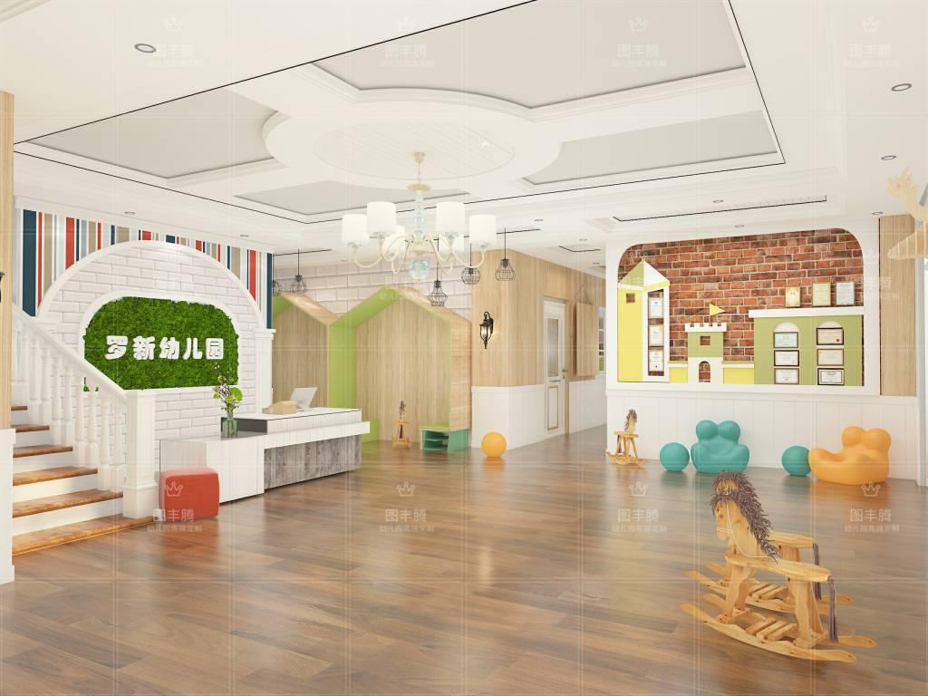 乌海知名幼儿园室内装饰优选企业 欢迎咨询「临沂图丰
