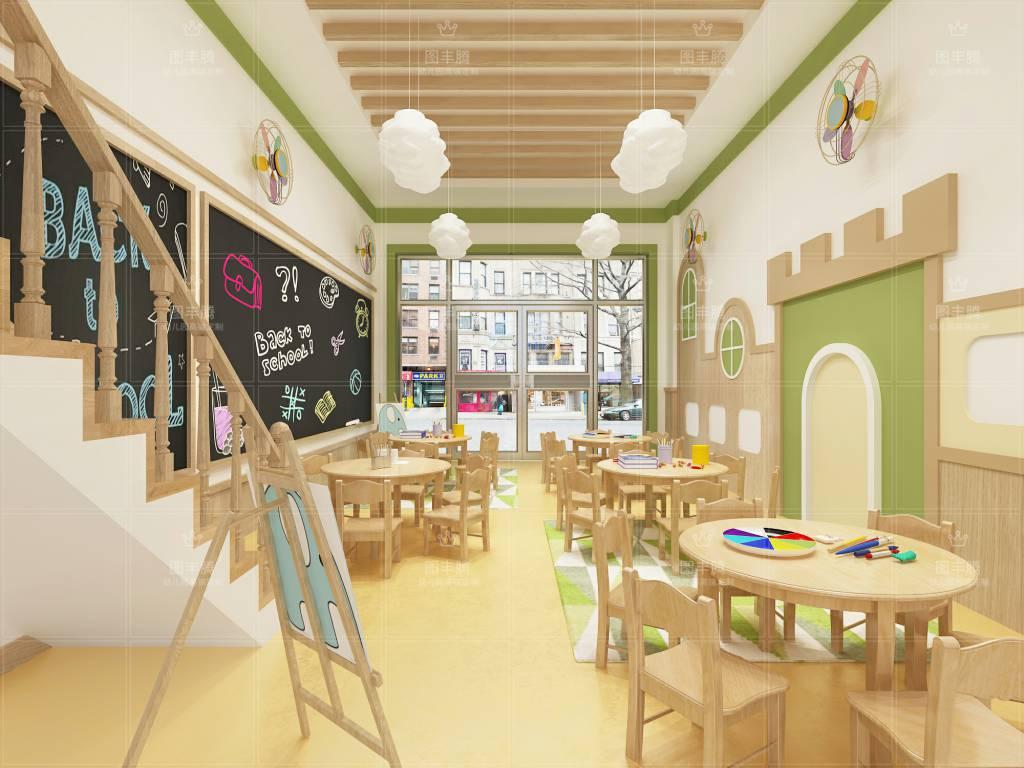 黄冈知名幼儿园室内装饰服务至上 诚信为本「临沂图丰