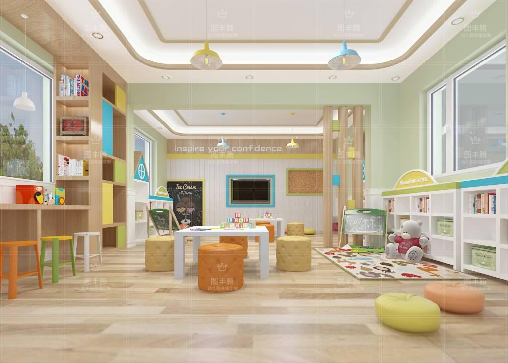 河北知名幼儿园大厅装饰哪家强, 幼儿园是孩子们入园以后日常活动的场所,在设计和装饰过程中,布局和构思都要根据孩子们的特征和需求了设定,下面我们来盘点下幼儿园装饰理念构思及布局设计。 1,幼儿园大厅装饰、幼儿园室内大厅在构思理念上,要以吸引孩子们的注意力为主要内容,尤其是色调选择,比较好以清新、鲜亮、活泼的色调为主,比如明黄色,橙黄色等,都比较符合孩子的审美,很容易***孩子们的心理。 2、幼儿园室内地面在创设过程中,要以优质环保的材质为主,防滑性能、弹性等方面,都需要注意。另外,地面的纹理性和图案也是值得