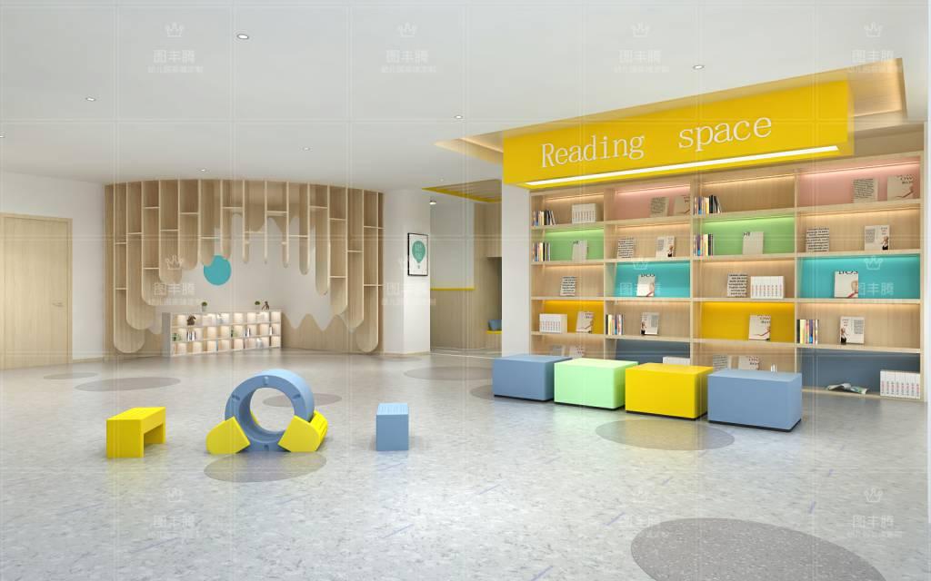 白城职业幼儿园大厅装饰办事介绍,幼儿园大厅装点