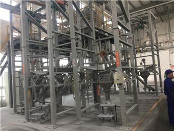 湖南进口吨袋倒袋站规格尺寸 上海璞拓工业技术供应