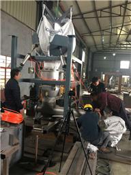 江苏进口吨袋倒袋站常用解决方案 上海璞拓工业技术供应