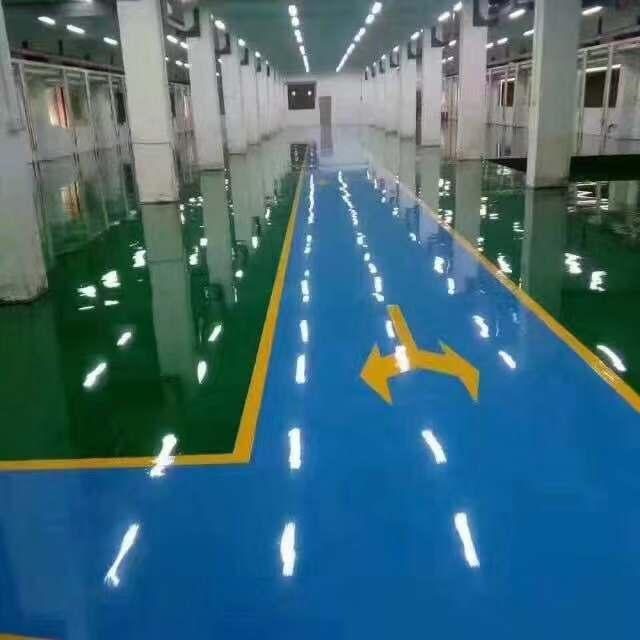 昆明環氧樹脂玻纖自流平地坪工程 昆明豐美地坪工程供應