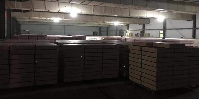 河南无机渗透复合保温板吸水率 山东汉来保温节能工程供应