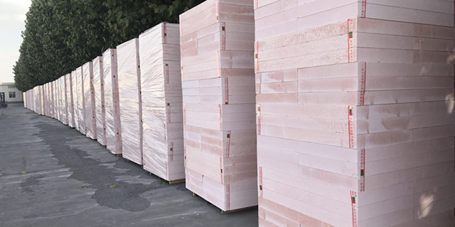济宁无机渗透复合聚合聚苯板规格 山东汉来保温节能工程供应