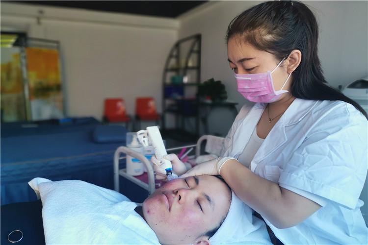 隴南知名美容 來電咨詢 蘭州蒙妮坦形象藝術職業培訓供應