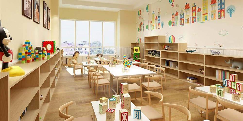 新華區幼兒園裝飾公司推薦 服務至上 滄州市森祺裝飾工程供應
