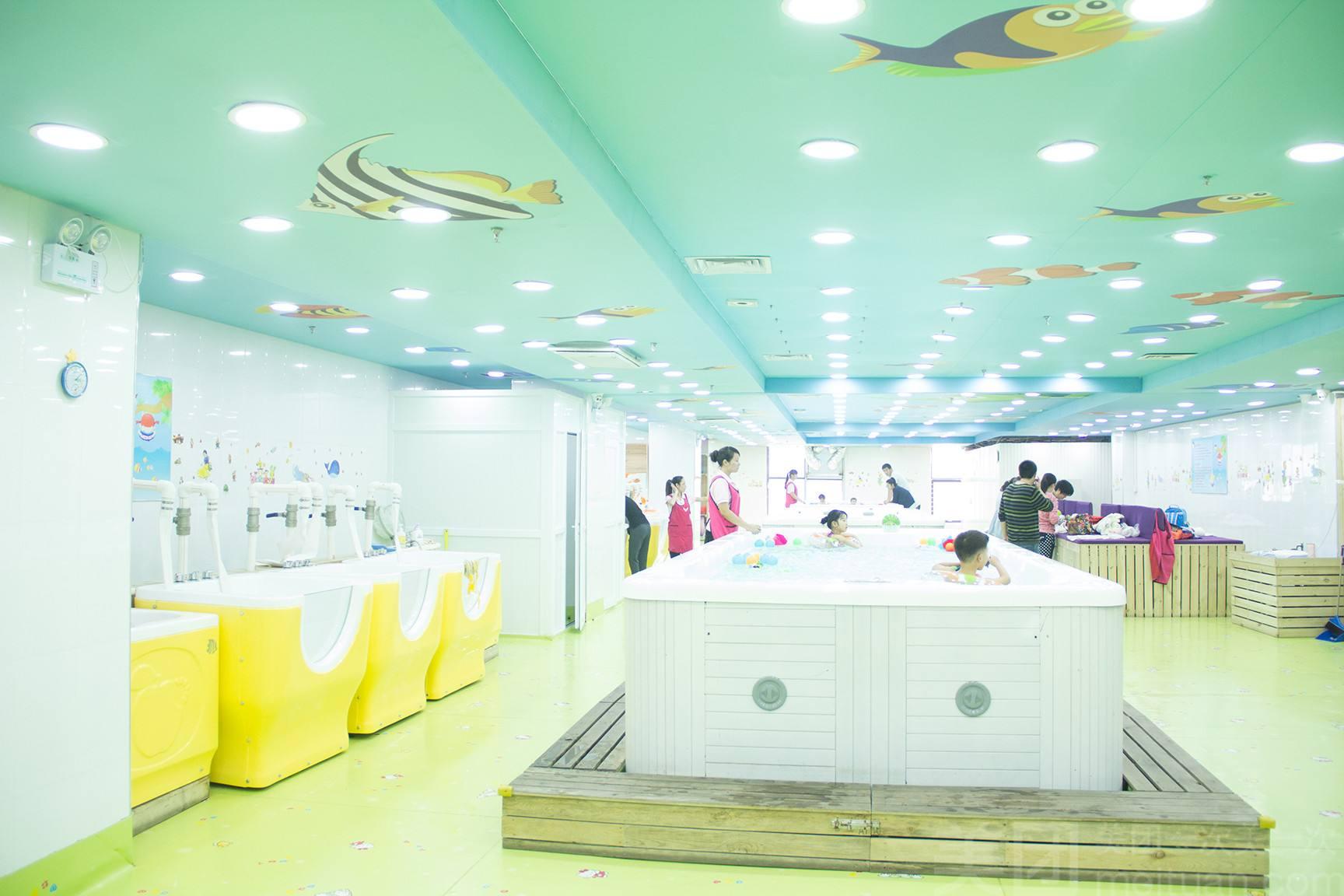 儿童婴儿游泳馆 推荐咨询 上海徐甸玩具供应