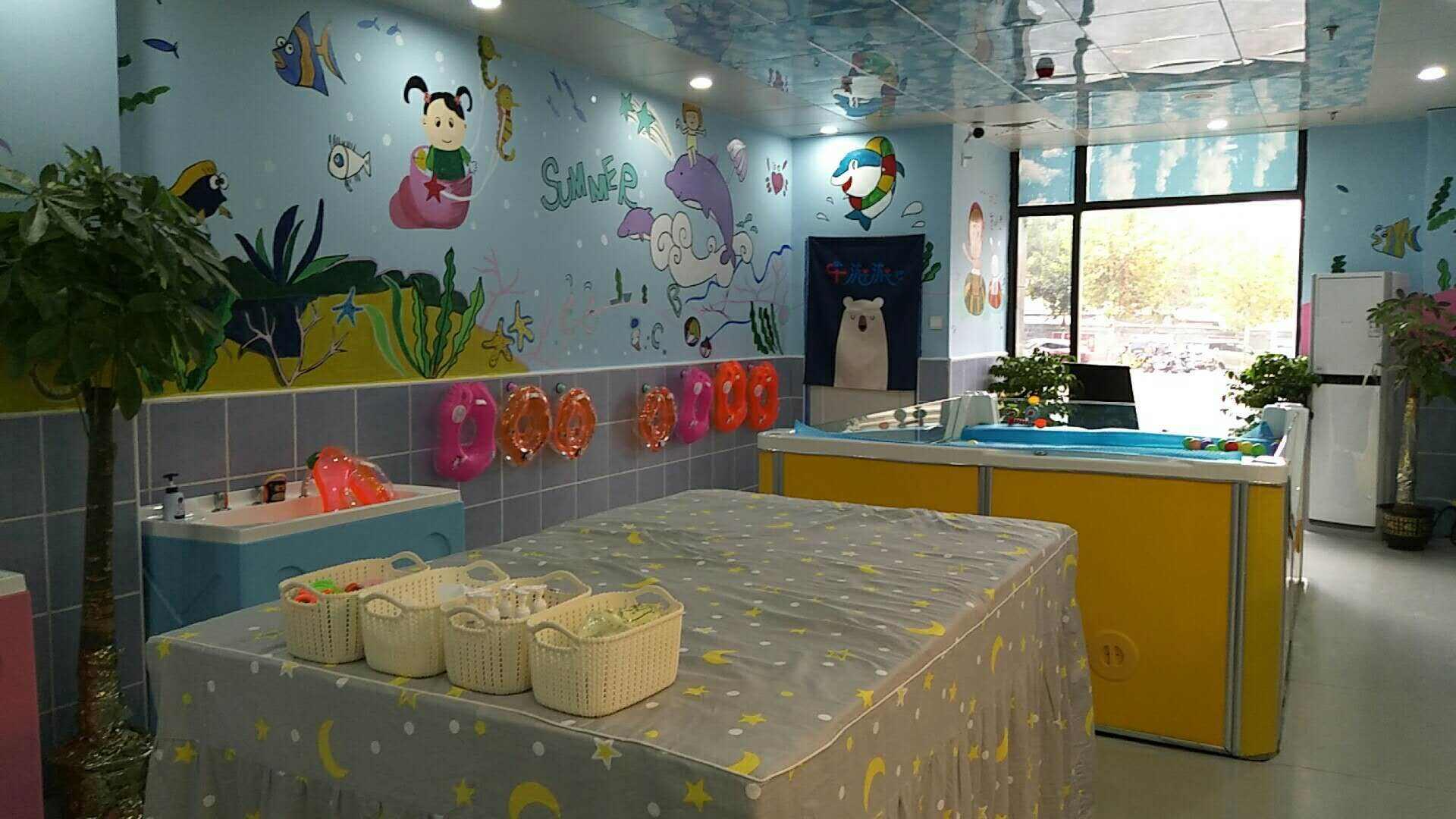 室内儿童婴儿游泳馆图片 诚信服务「上海徐甸玩具供应