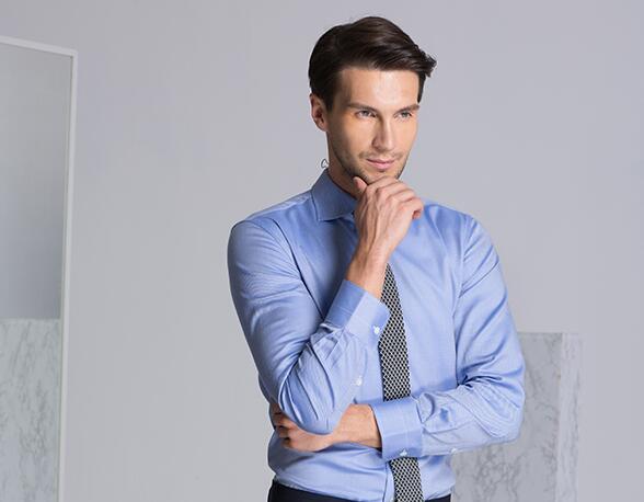 嘉峪关优质衬衣定制流程 欢迎来电「西安希颜服饰供应」