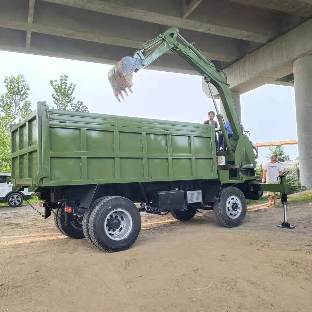 山西专业定制随车挖 客户至上 济宁市恒泰源工程机械供应