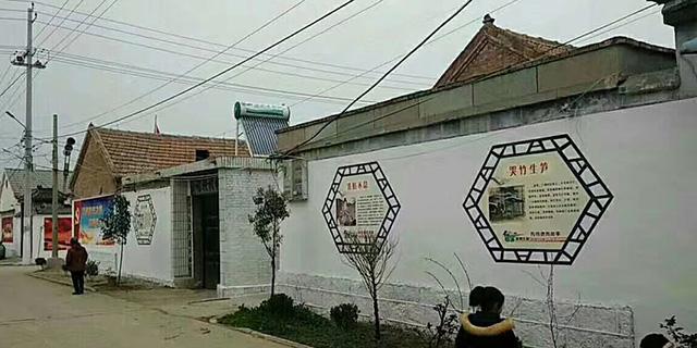 周村新农村文化墙多少钱一平方,新农村文化墙