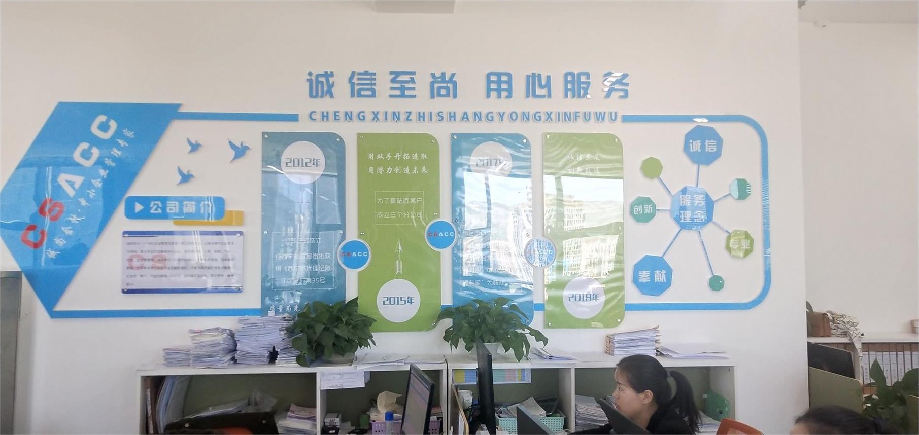 西宁企业收款企业服务 欢迎咨询 西宁诚尚会计服务供应