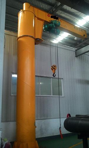 安徽小型旋臂起重机需要多少钱 信息推荐 上海浩翔起重机械设备供应