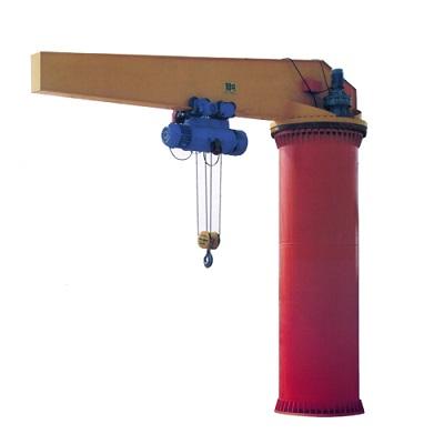 安徽自动旋臂起重机 和谐共赢 上海浩翔起重机械设备供应