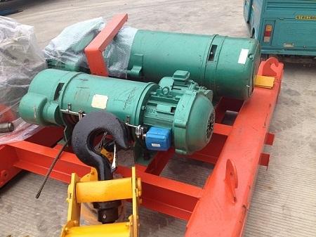 山东正宗冶金电动葫芦厂家直供 上海浩翔起重机械设备供应