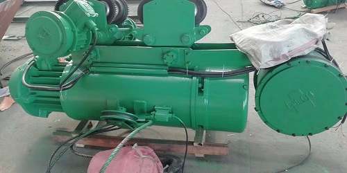 山东专业冶金电动葫芦上门服务 和谐共赢 上海浩翔起重机械设备供应