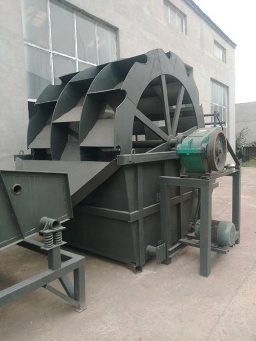 乌鲁木齐品牌齐全轮式洗砂机省钱 三元机械供应