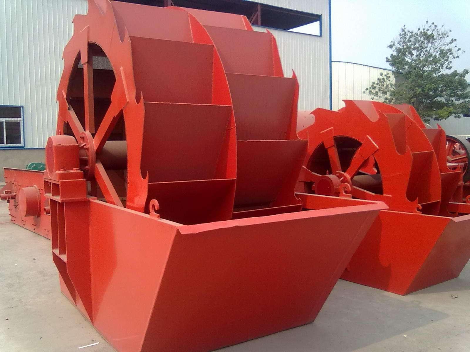 乌鲁木齐原装轮式洗砂机销售价格 三元机械供应
