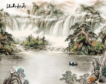 河南小浮雕瓷砖壁画自有图片