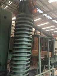 重慶粒料振動螺旋提升機規格尺寸 上海璞拓工業技術供應