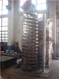 浙江振动输送振动螺旋提升机价格 上海璞拓工业技术供应