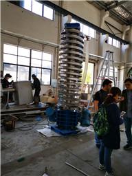 浙江提升振动螺旋提升机制造厂家 上海璞拓工业技术供应