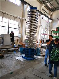 河北振动螺旋提升机 上海璞拓工业技术供应